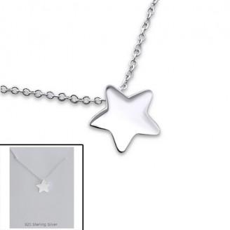 "Stříbrný náhrdelník ""Fabienne"". Ag 925/1000"